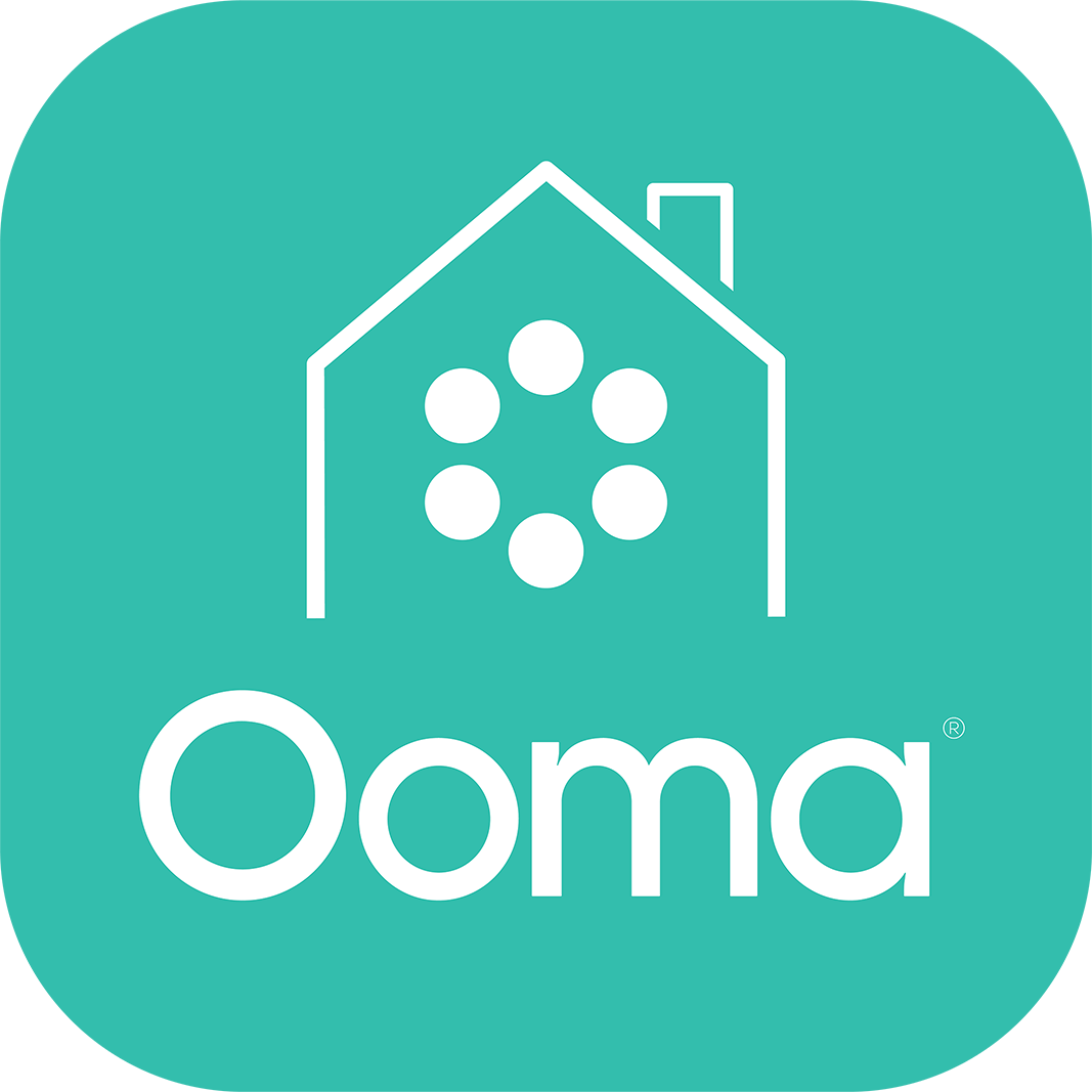 Ooma Smart Security app.