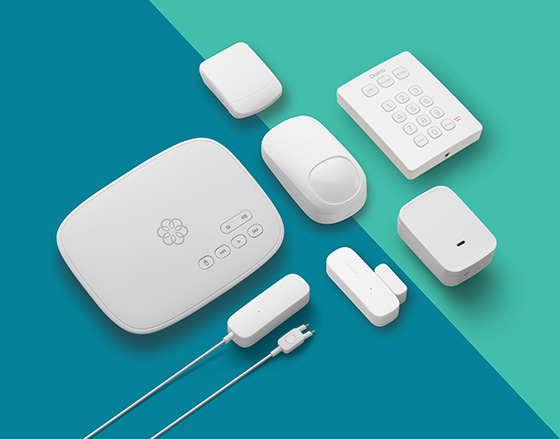 Ooma Home Security Kit