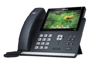 The Ooma T48S IP Phone