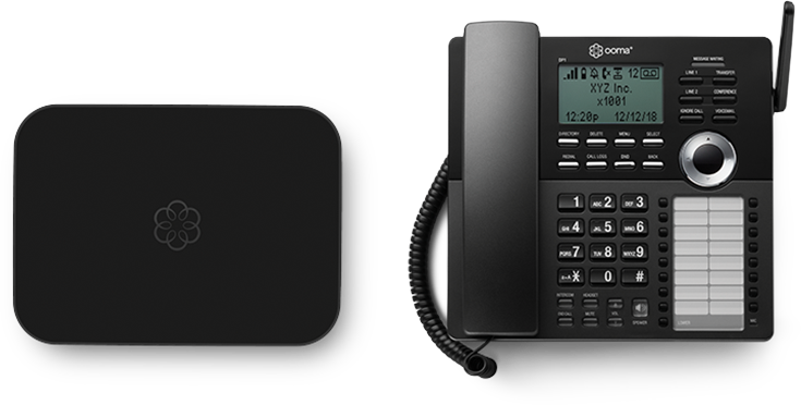 Ooma Office Small Business VoIP Phone Package