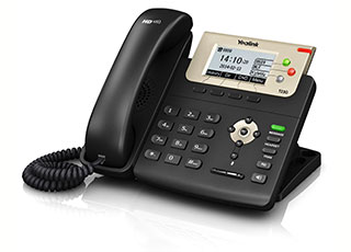 Yealink T23G IP Phone.
