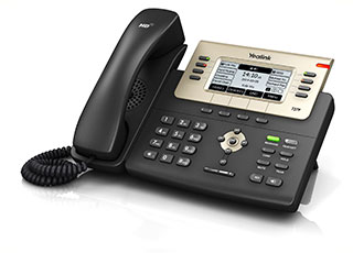 Yealink T27G IP Phone.