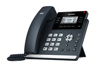 Yealink T41S IP Phone.
