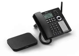 Dp1 wireless desk phone.