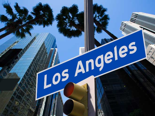 Los Angeles Phone Numbers - Area Codes 213, 747, 310, 424, 323 or 818