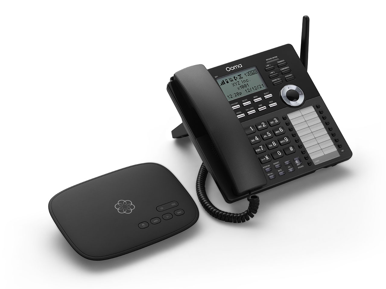 Ooma Telo + DP1 Wireless phone