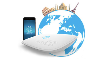 Ooma Office VoIP Phone
