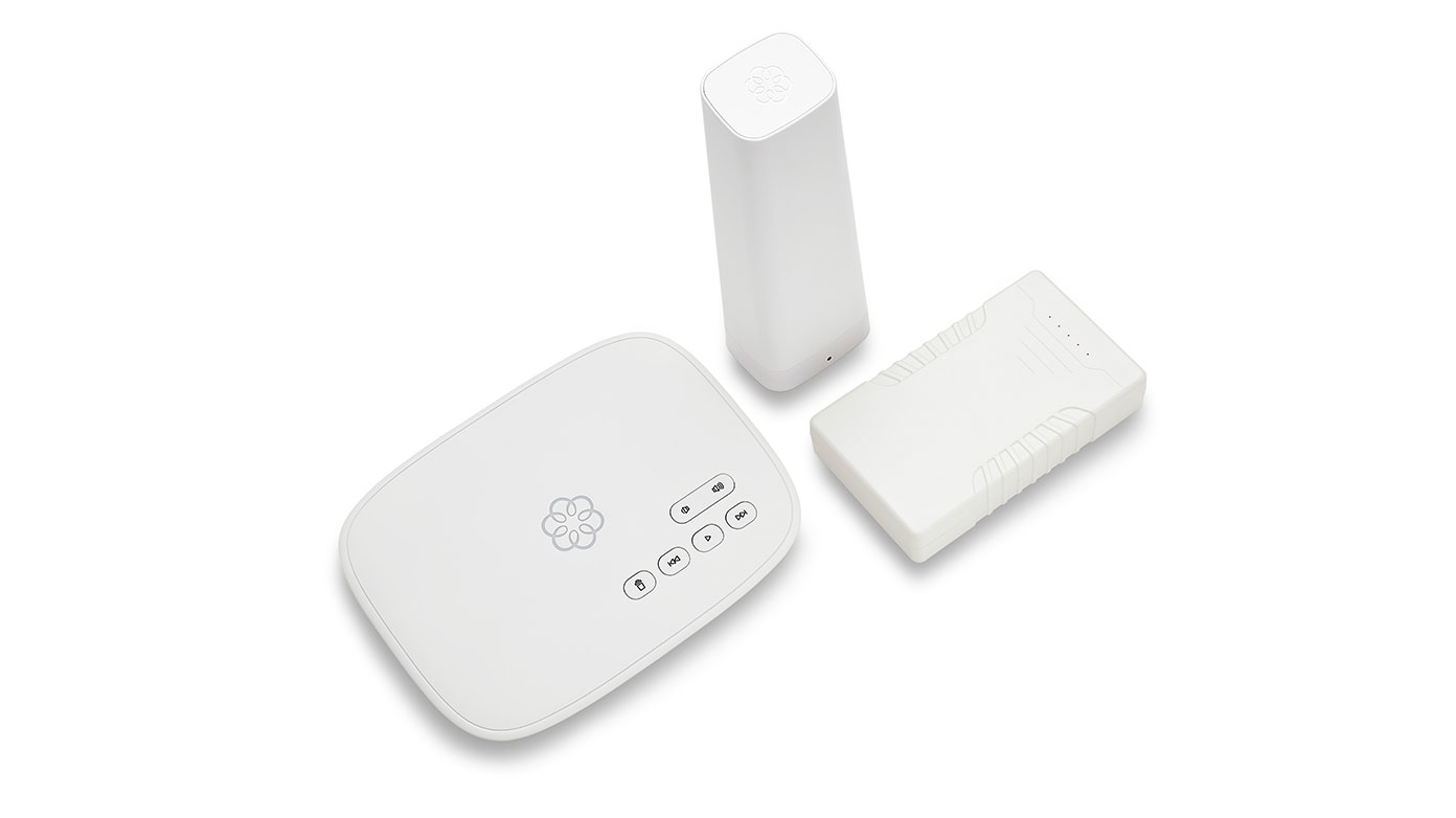 Ooma Telo 4G with battery