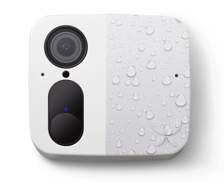 Home security camera system that is waterproof.