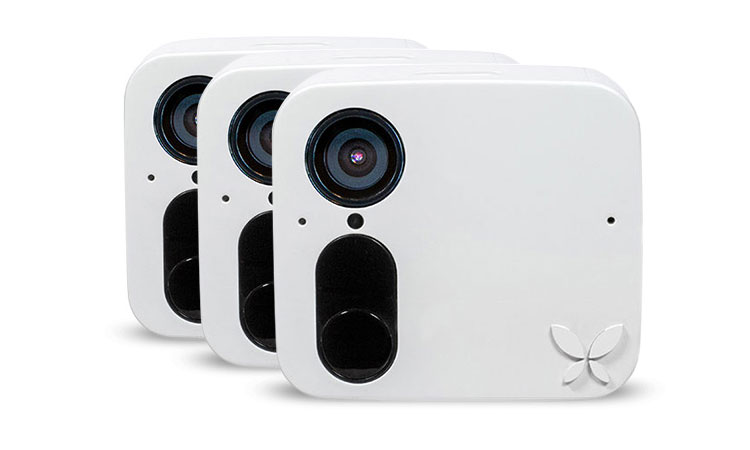 Home Security Smart Camera // HD Video Surveillance System