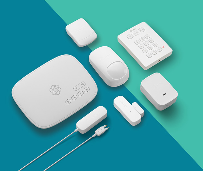 A variety of products and features with Ooma home phone.