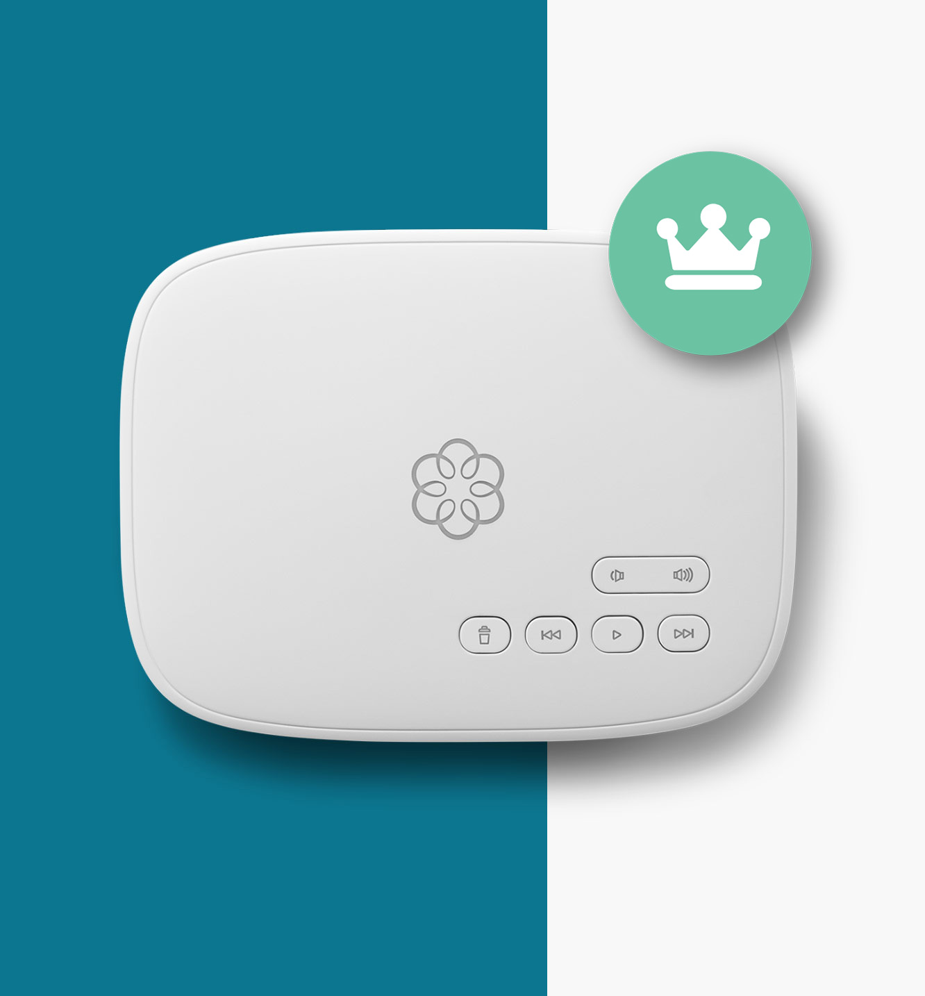 Ooma Premier device.