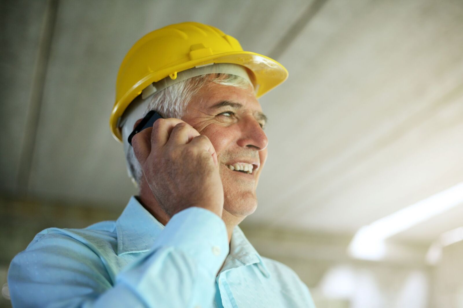Business phone service for construction companies.