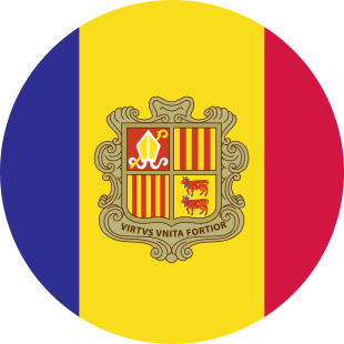 international flag of Andorra