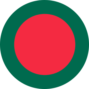 international flag of Bangladesh