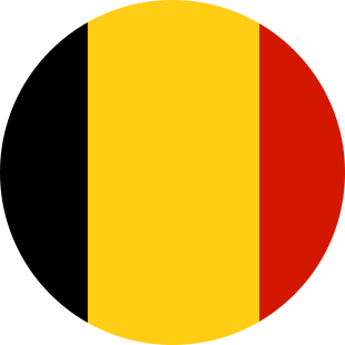 international flag of Belgium