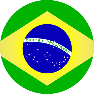 international flag of Brazil