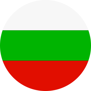 international flag of Bulgaria