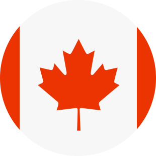 international flag of Canada