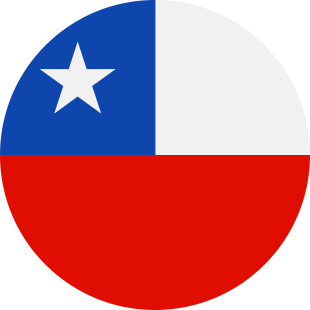 international flag of Chile