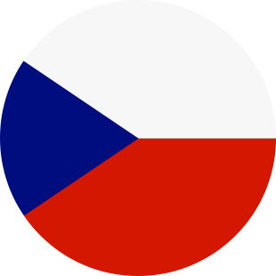 international flag of Czech Republic