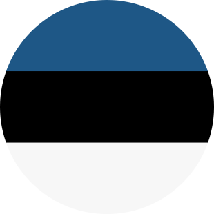 international flag of Estonia