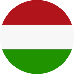 international flag of Hungary