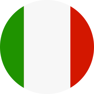 international flag of Italy