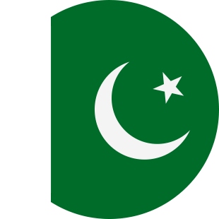 international flag of Pakistan