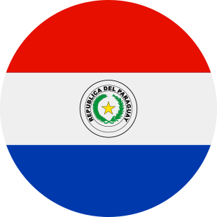 international flag of Paraguay