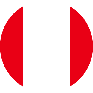 international flag of Peru