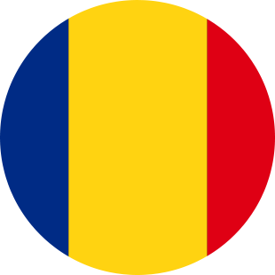 international flag of Romania