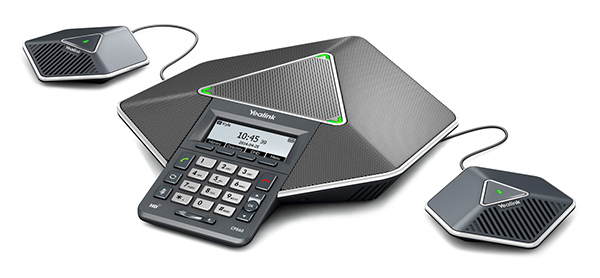 The Yealink CP860 IP  Conference Phone