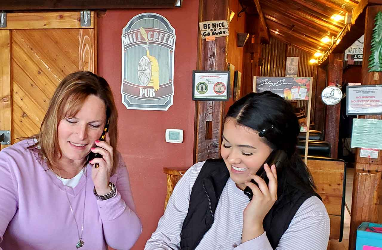 Mill Creek Pub Keeps serving customers with help from Ooma Office.