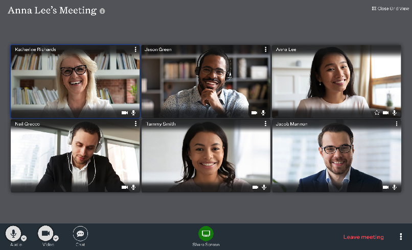 Ten ways to achieve better video conference calls in 2021. - blog post image
