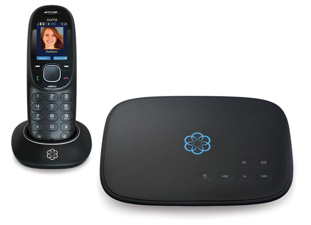 Ooma Telo HD Handset VOIP Phone
