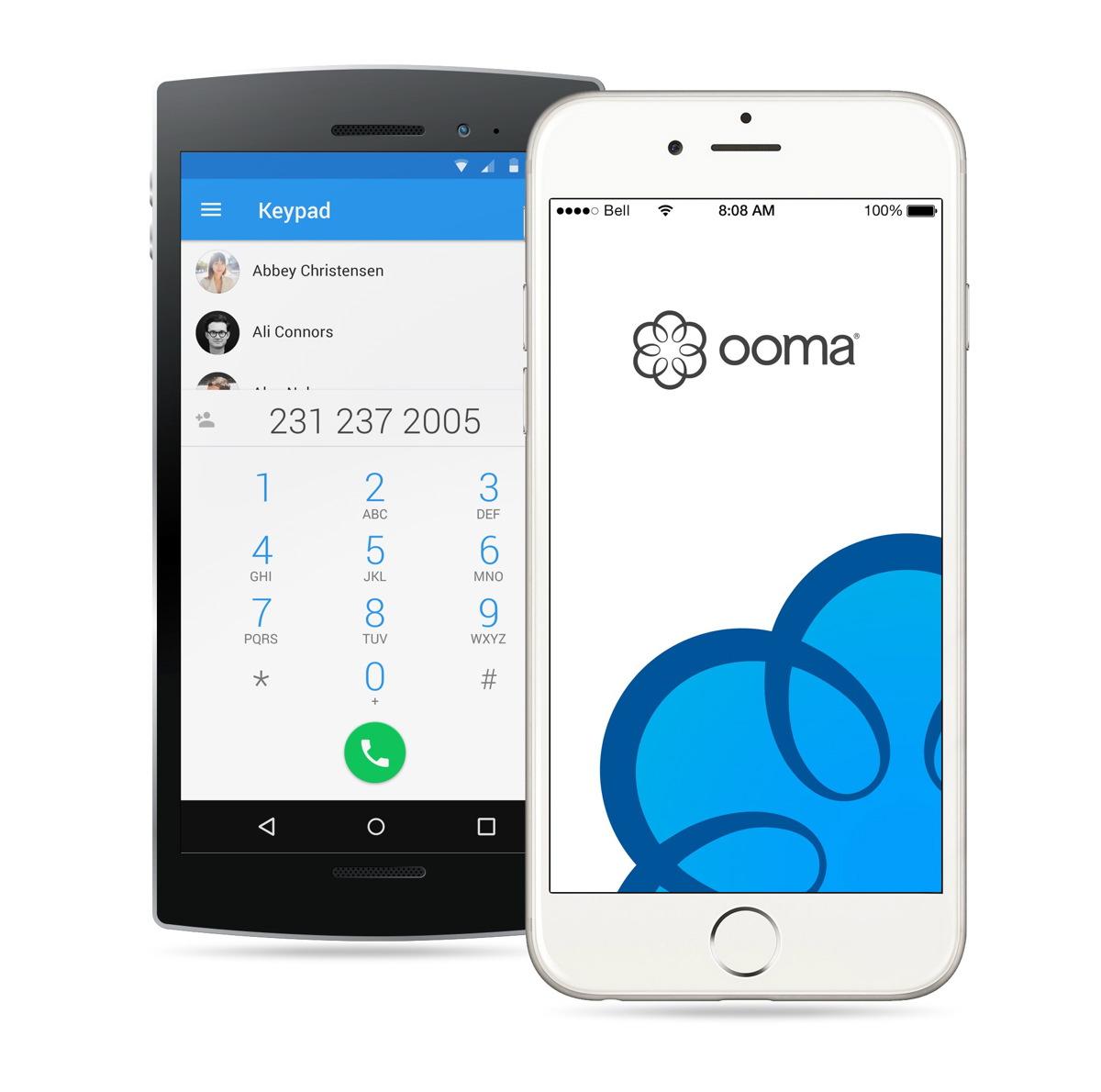Ooma Telo Mobile App