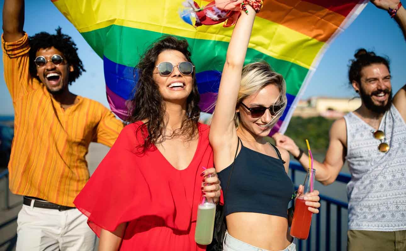 5 Ways to observe Pride Month in 2021 - blog post image