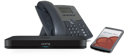 Ooma Small Business Phone System