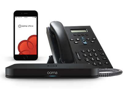 Ooma Office VOIP Phone Package