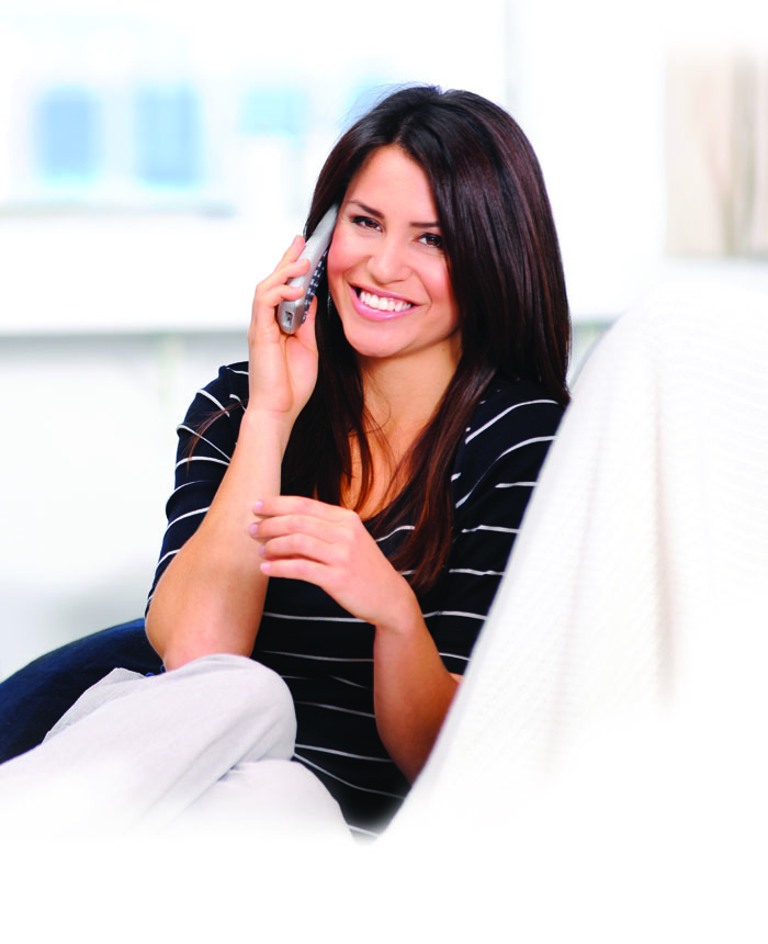 VoIP is a good low cost option