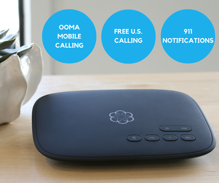 Smart Home Technology Ooma Telo