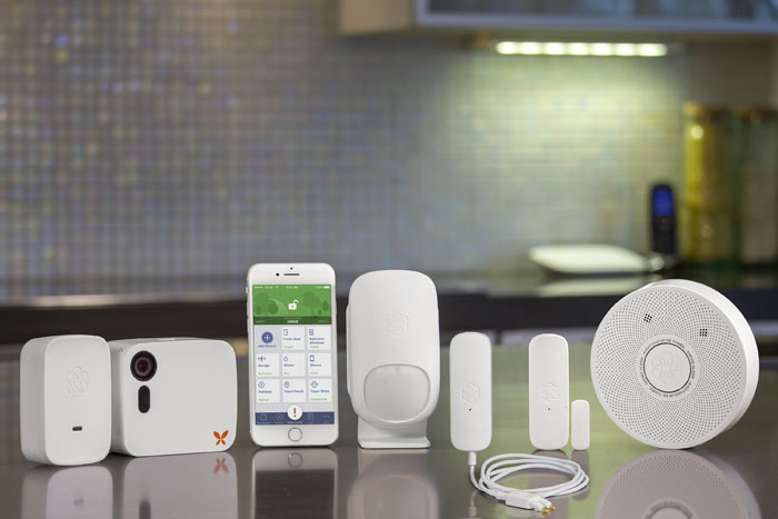Ooma Home Security Sensors