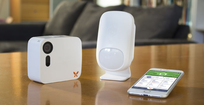 butterfleye smart home security
