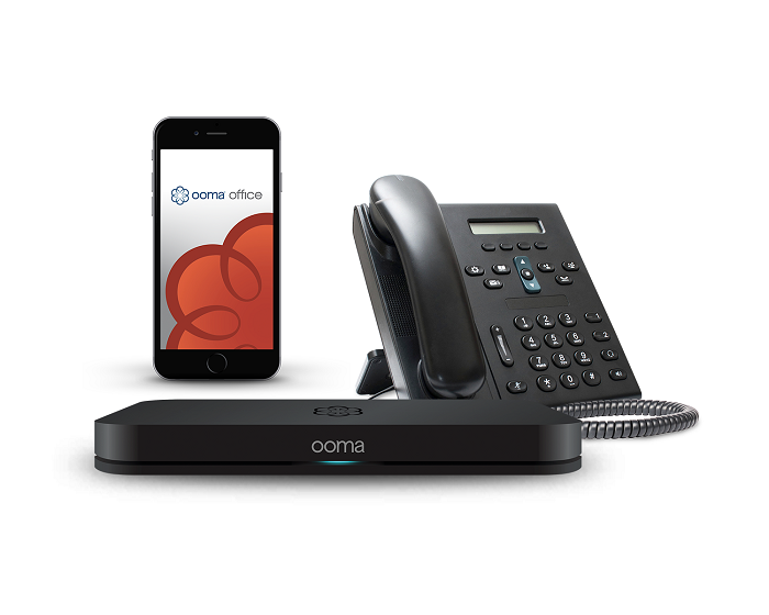 Ooma office no contract business setup