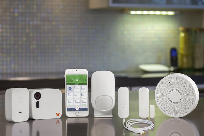 Ooma home security products