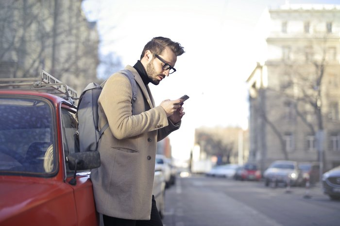 Mobile phone alerts