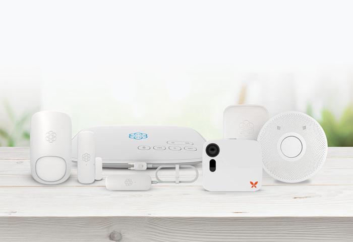 home security enhances digital interconnectivity
