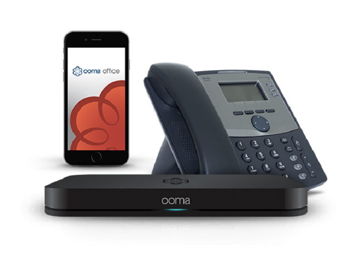 Ooma Office improves customer service