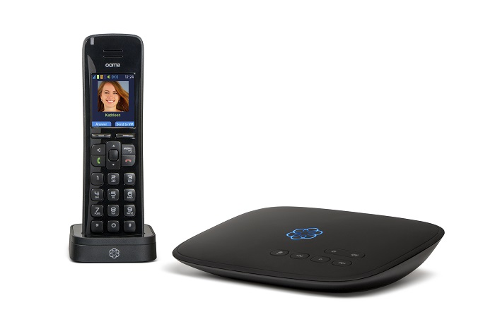 connect with family abroad using Ooma